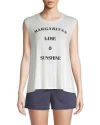 PPLA - Margaritas Graphic Tee - Lyst