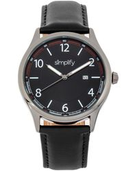 Simplify Unisex The 6900 Watch - Multicolour