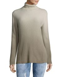 Lafayette 148 New York | Ombre Cashmere Sweater | Lyst
