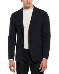 BOSS by HUGO BOSS Naden Slim Fit Sportcoat - Blue