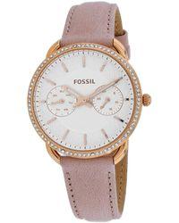 Fossil Tailor Watch - Metallic