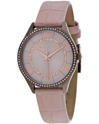 Michael Kors Women's Lauryn Watch - Multicolour