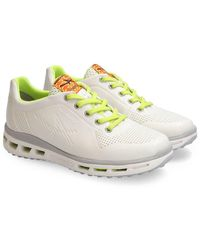 Allrounder By Mephisto Bahia Leather Sneaker - Multicolour