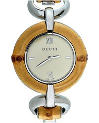 Gucci Stainless Steel Watch - Metallic