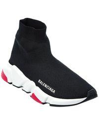 Balenciaga Speed Sock Trainer - Black