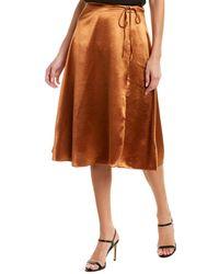 Joie Alberic Skirt - Brown