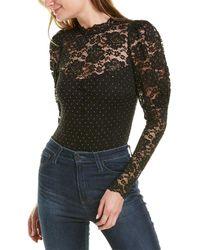 Saylor Irina Bodysuit - Black