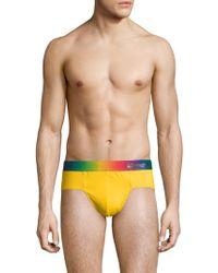 Papi Underwear - Colours Euro Brief - Lyst