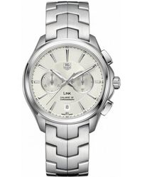 Tag Heuer Men's Aquaracer Aquagraph Watch - Metallic