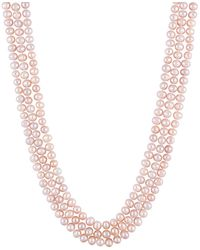Splendid - 8-9mm Freshwater Pearl Endless Necklace - Lyst