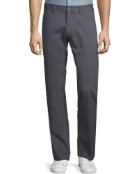 CALVIN KLEIN 205W39NYC - Four-pocket Sateen Pants - Lyst