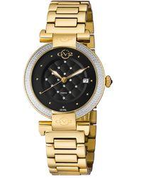 Gv2 Berletta Diamond Watch - Metallic