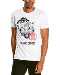 Roberto Cavalli T-shirt - White