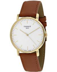 Tissot Men's Everytime Watch - Multicolour