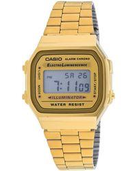 G-Shock Men's Vintage Watch - Metallic