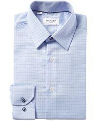 Duchamp - Tailored Fit Dress Shirt - Lyst