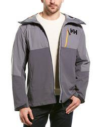 Helly Hansen Odin Mountain Softshell Jacket - Grey