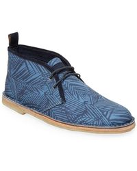 Michael Bastian Ankle Boot - Blue