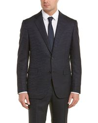 Pal Zileri Wool Suit - Blue