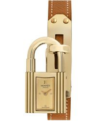 Hermès Hermes Kelly Lock Watch, Circa 2000s - Metallic