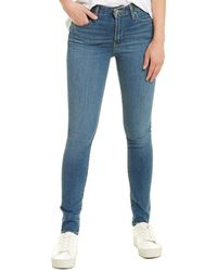 Levi's 721 Angeles Sun High Rise Skinny Leg - Blue