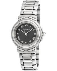Heritage Tiffany & Co. Tiffany & Co 2000s Women's L081 Watch - Metallic