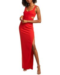 Likely Lillianna Gown - Red