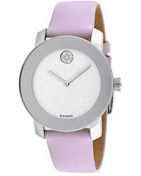 Movado Bold Watch - Metallic