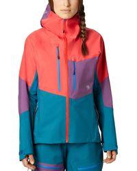 Mountain Hardwear Exposure/2 Gore-tex Pro Jacket - Multicolour