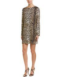 Lavender Brown - Animal Print Shift Dress - Lyst