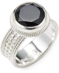 Anna Beck Jewelry - Silver Statement Ring - Lyst