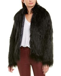 Zadig & Voltaire Firadas Coat - Black