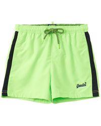 Superdry Beach Volley Swim Short - Green