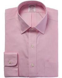 Brooks Brothers - Madison Fit Dress Shirt - Lyst