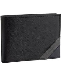 Samsonite Shaded Rfid Bi-fold With Zip Pocket - Black