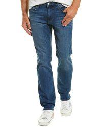 Joe's Jeans Brixton Hugh Straight Leg - Blue