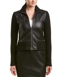 Bailey 44 9th Of January Wool-blend Jacket - Black