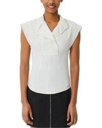 Rebecca Minkoff Azure Top - White