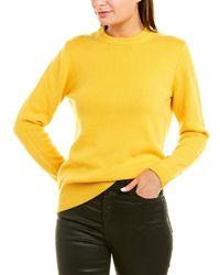 Michael Kors Cashmere Sweater - Yellow