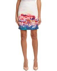 Robert Graham Pencil Skirt - Multicolor