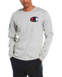 Champion Life Heritage T-shirt - Grey