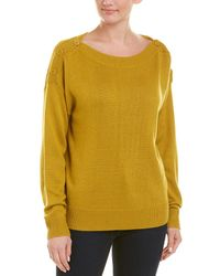 Joie Gadelle Sweater - Yellow