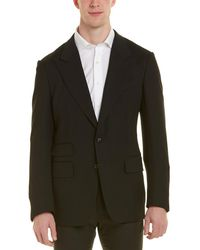 Tom Ford Wool-blend Blazer - Black