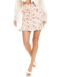 Winston White Sicily Skirt - Pink