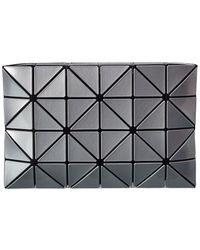 Bao Bao Issey Miyake Geometric Pouch - Metallic