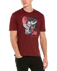 Robert Graham - Botanic Leaves Classic Fit T-shirt - Lyst