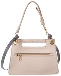 Givenchy Whip Small Leather Shoulder Bag - Multicolour