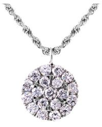 Meira T - 14k 0.75 Ct. Tw. Necklace - Lyst