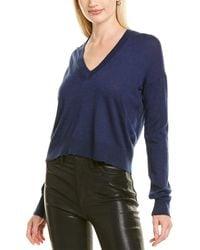 Zadig & Voltaire Happy Wool Sweater - Blue