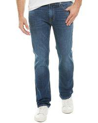 Hudson Jeans Byron Grand Ave Straight Leg - Blue